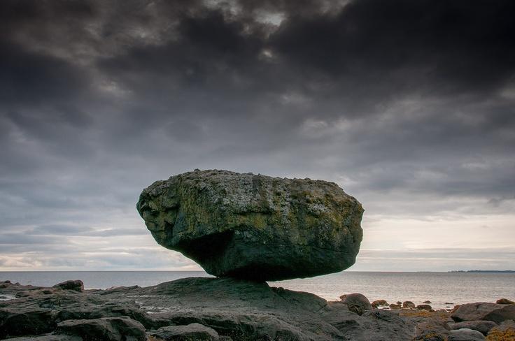 Balancing Rock, Haida Gwaii, British Columbia