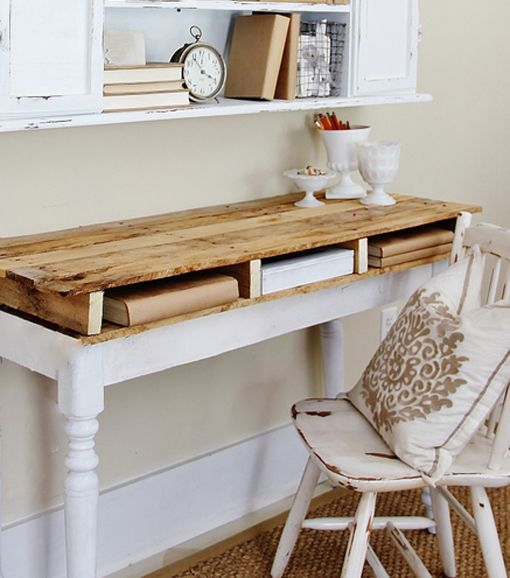 161 best images about muebles hechos con palets on pinterest for Muebles con palets de madera