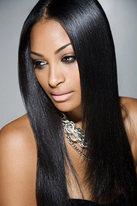 17 Best Images About Black Weave Hairstyles Long Silky