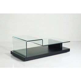 189D Modern Glass Coffee Table - 660.0000