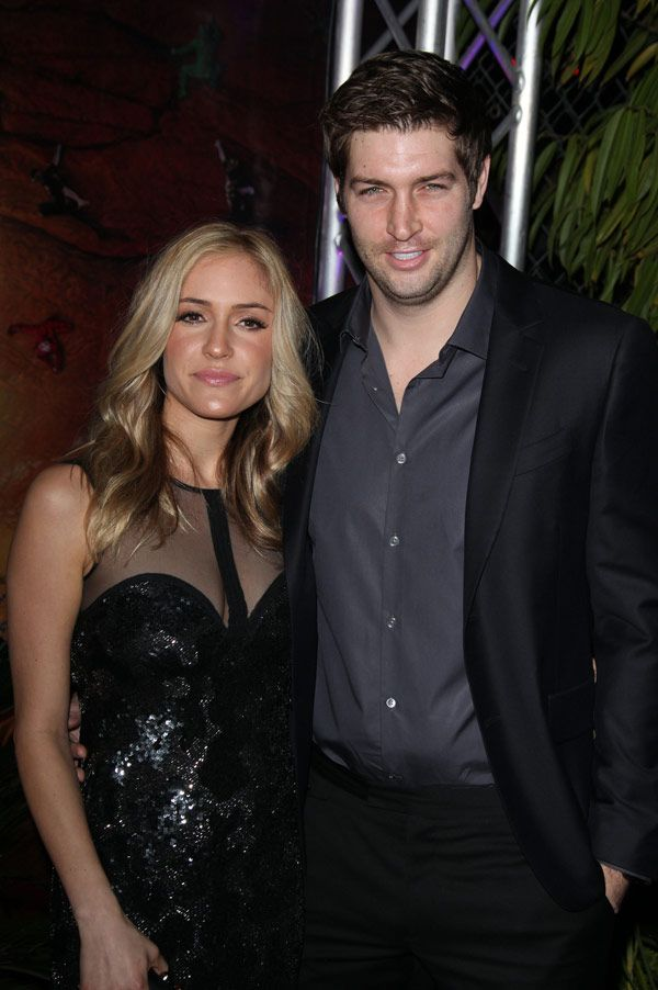 Kristin Cavallari  Jay Cutler - They were also at the benefit.