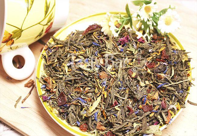 Купить сладкий чай со стевиёй и каркасе
