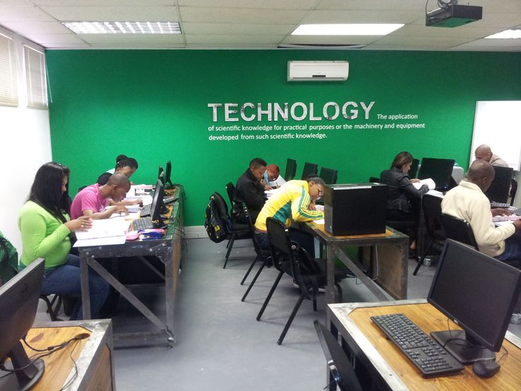 Technology will always be part of your career development. www.4thefuture.co.za