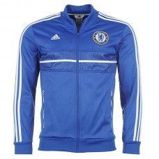Олимпийка Челси. 2013-14. Куртка. Футбольная форма. Купить.