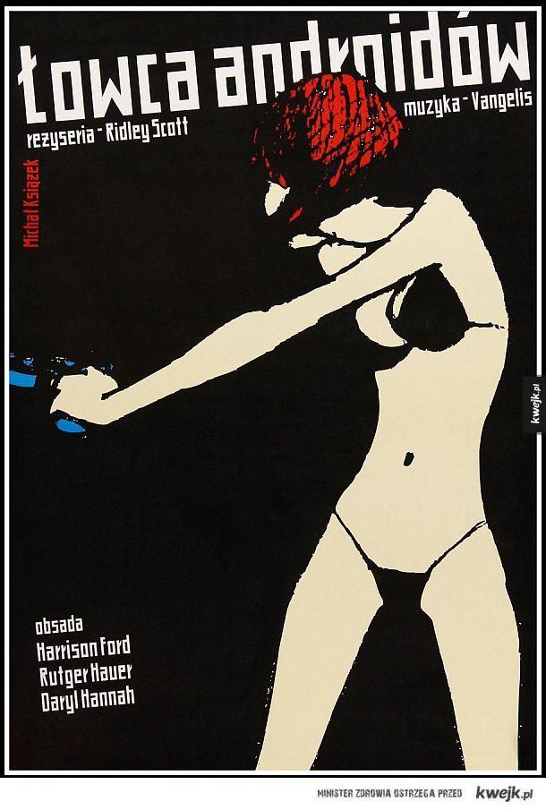 Najciekawsze polskie plakaty filmowe