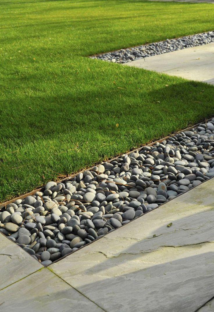 4 coole Ideen: Gartenideen für kleine Räume im Backyard Garden Border Deck …