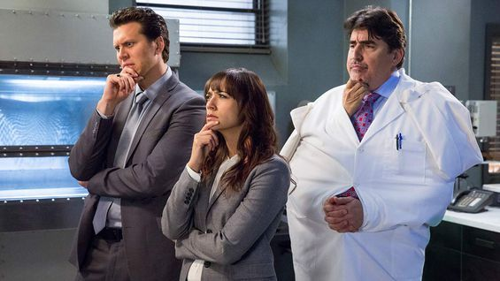 TV Review: Angie Tribeca walks the thin blue line between stupid and clever