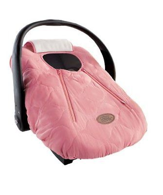 Car Seat Accessories 66693: Pink Soft Baby Car Seat Covers Stroller Accessories Canopy Cover For Girls -> BUY IT NOW ONLY: $30.42 on eBay!