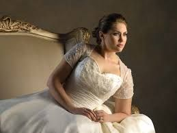 plus size wedding dresses with sleeves cheap - Google Search