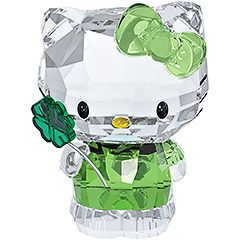Hello Kitty Lucky Charm - Figurines & decorations - Swarovski Online Shop