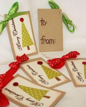 resultado de imagen de postales de navidad hechas a mano