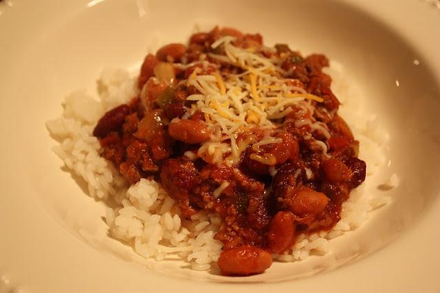 Crock pot chili | Recipes | Pinterest