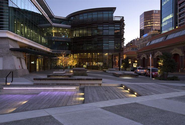 Wellington, New Zealand- Meridian Building