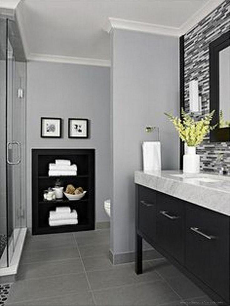77 Awesome Modern Rustic Master Bathroom Design Ideas