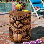 Design Toscano The Grand Tiki Tongue Sculptural Table - Garden Statues at Hayneedle