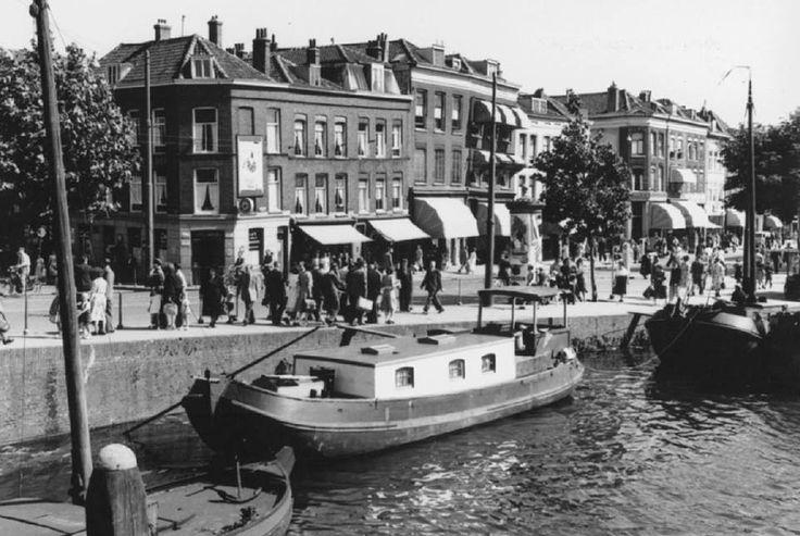 Linker Rottekade, 1951.