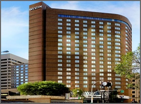 Westin Edmonton Hotel in Edmonton, AB // Web, Social, Mobile: Are Your Events Complete? September 17, 2012