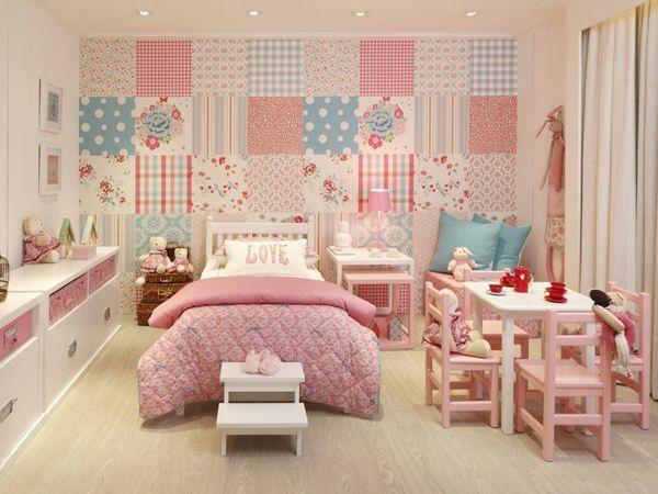 Imagino que se a Aline Capello tiver uma filha o quarto será assim ! <3