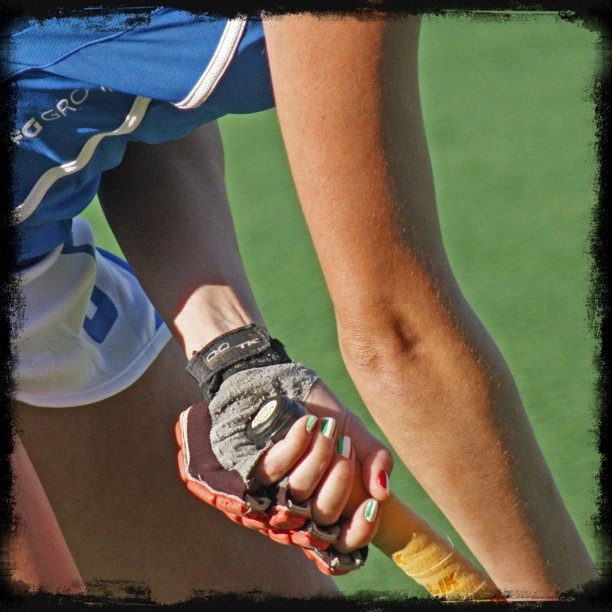 #fockeypic #fieldhockey @fockeylove #sport #game #italy #nails