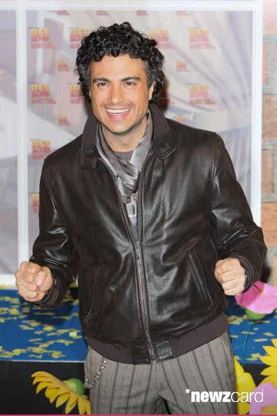 Jaime Camil at the Mexico City Premiere of 'Bee Movie' held at Cinemex Antara Polanco on November 13, 2007 in Mexico City, Mexico.  (Photo by Victor Chavez/WireImage)