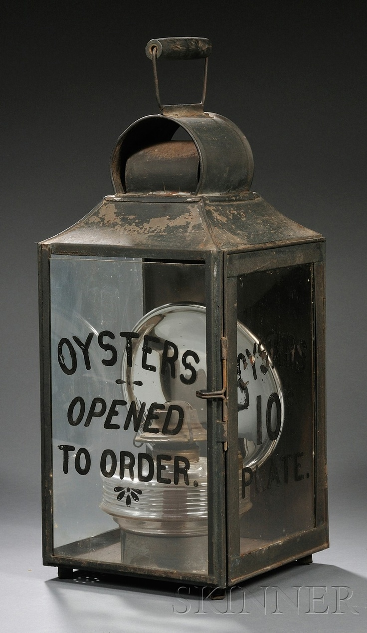 That's an idea.  Open an oyster bar in a remote location for the sailing/hiking folk.  I know they are on the move.