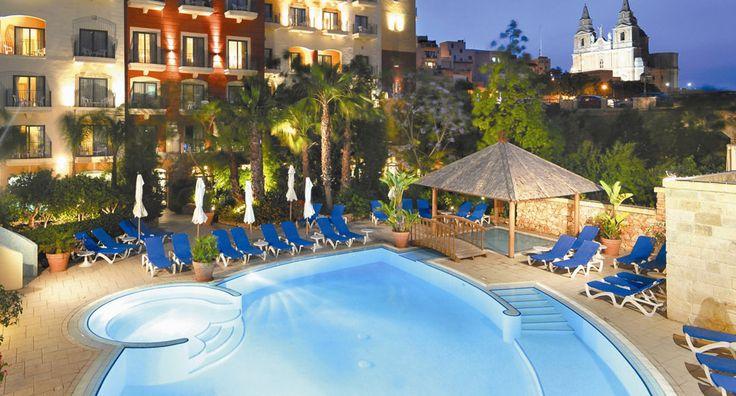 Maritim Antonine Hotel & Spa - Malta - 4 Star Hotel Outdoor Pool