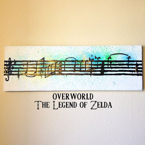 The Legend of Zelda Overworld theme Original by HereComesTheNerd