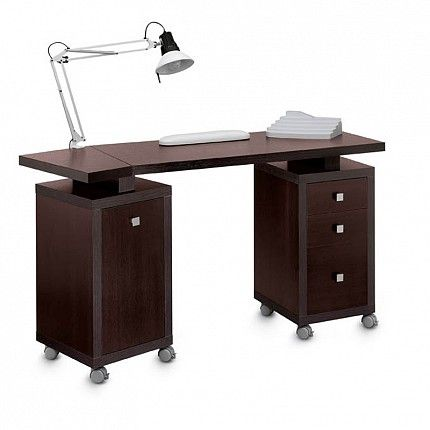 17 best images about manicure tables on pinterest gold for Long manicure table