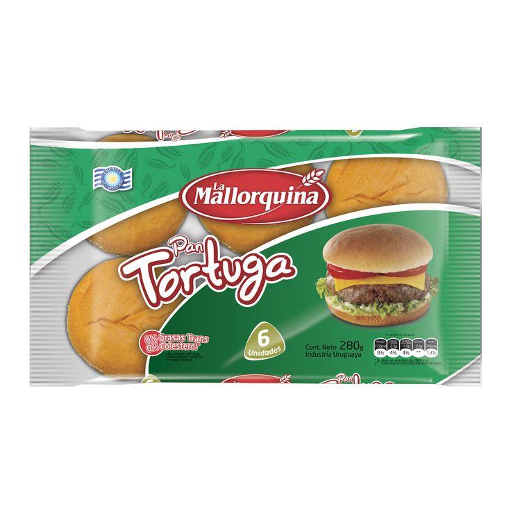 Pan  tortuga / La Mallorquina