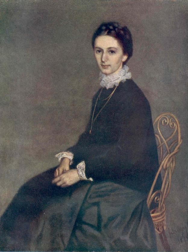 A művész nővére -The artist's sister (Ninon)