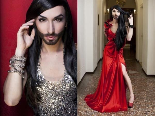 Трансвеститы туфли платье