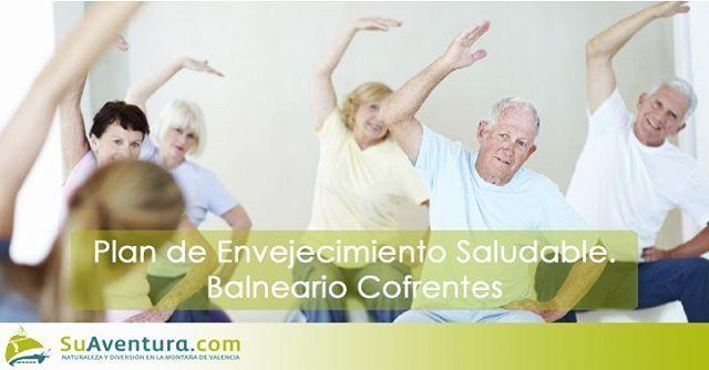 El propósito del Balneario Hervideros de Cofrentes, es mejorar la salud de toda la familia. #Cofrentes #Valencia #Turismo: El propósito del…