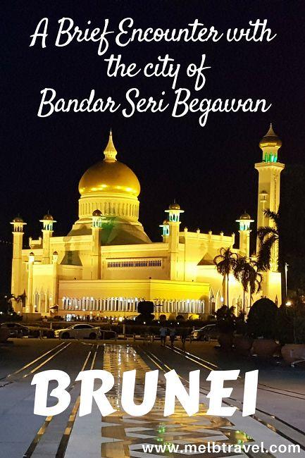 Brunei Travel Destinations - Things to Do in Brunei. Trip ideas for visiting Bandar Seri Begawan.