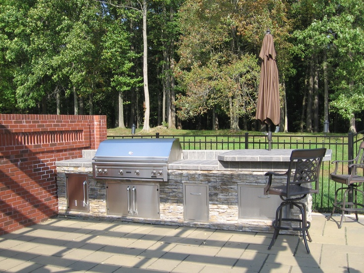 33 best images about outdoor kitchens on pinterest for Eldorado outdoor cabinets