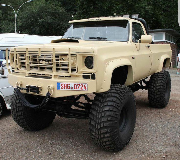 Dream truck.