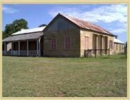 Dalwood House is located within the grounds of the Wyndham Estate Winery at Dalwood Road, Dalwood NSW 2320.