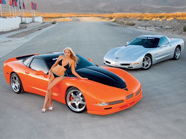 corvette convertibles red and black | ... Stunning C5 Photos - Page 50 - Corvette Action Center - Corvette Forum