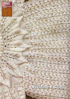 Tricot y Crochet bebe Nº 8
