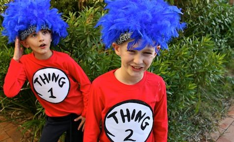 10 Easy Book Week costume ideas on Kidspot