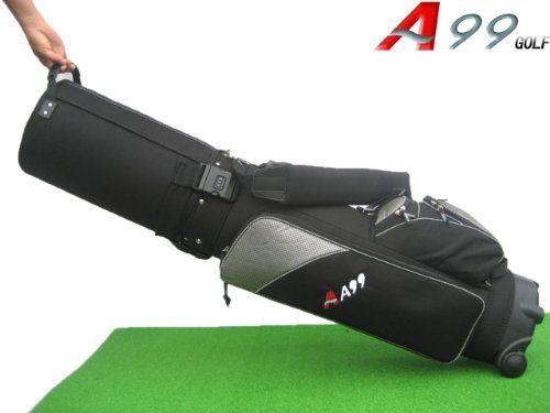 Golf Travel mate CarryOn Golf cart Bag hard case w/wheels