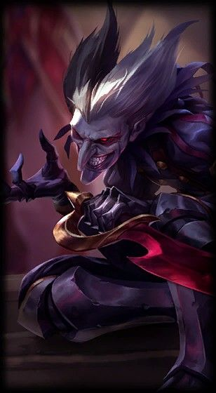League of Legends- Wild Card Shaco