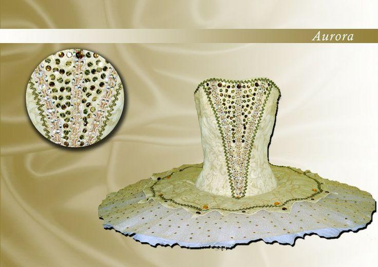 Ballet costume for Aurora