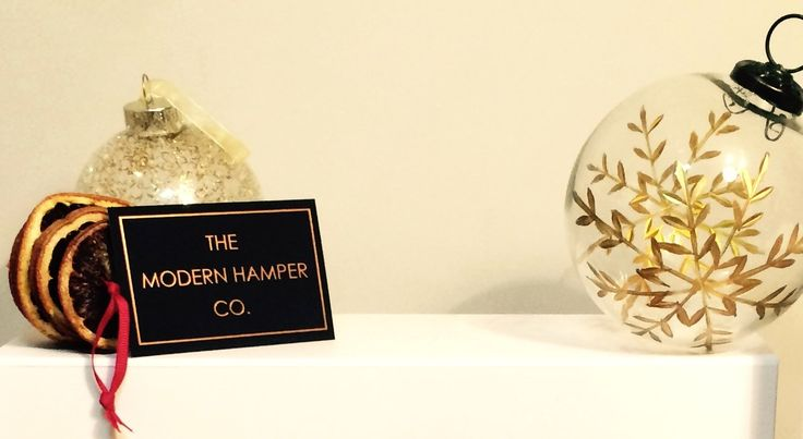 Festive collections from the Modern Hamper Co.
