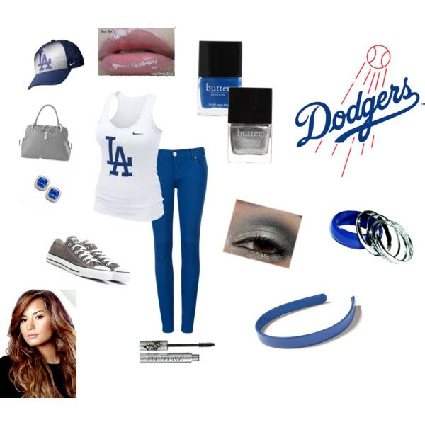Dodger Girl, created by lvangie83