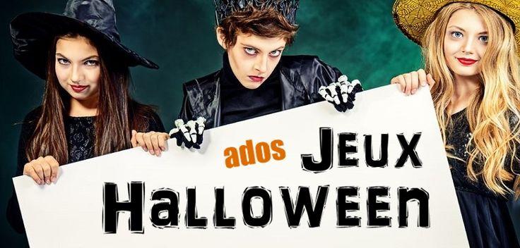 Si vous organisez une fête d'Halloween pour des adolescents, l'idéal est de planifier des jeux d'Halloween qui les feront bouger. Jeux d'Halloween pour ados