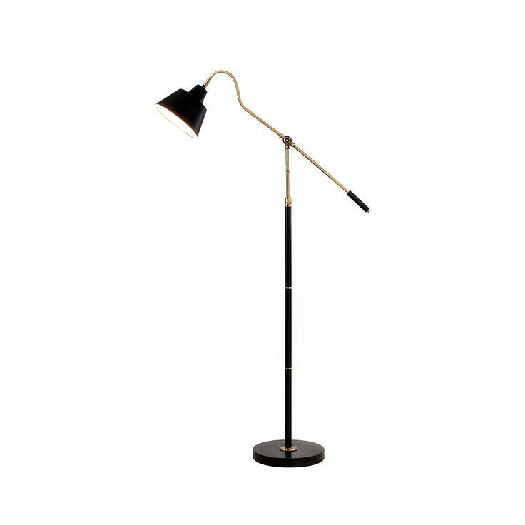 1000 ideas about adjustable floor lamp on pinterest. Black Bedroom Furniture Sets. Home Design Ideas