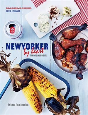 Newyorker by heart - amerikansk homecooking af Birthe Lynggaard ISBN 9788717042926