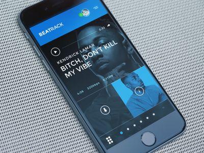 Castle Lite Music App