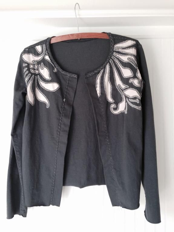 Looking for sewing project inspiration? Check out AC inspired cardigan by member shelly1384316.