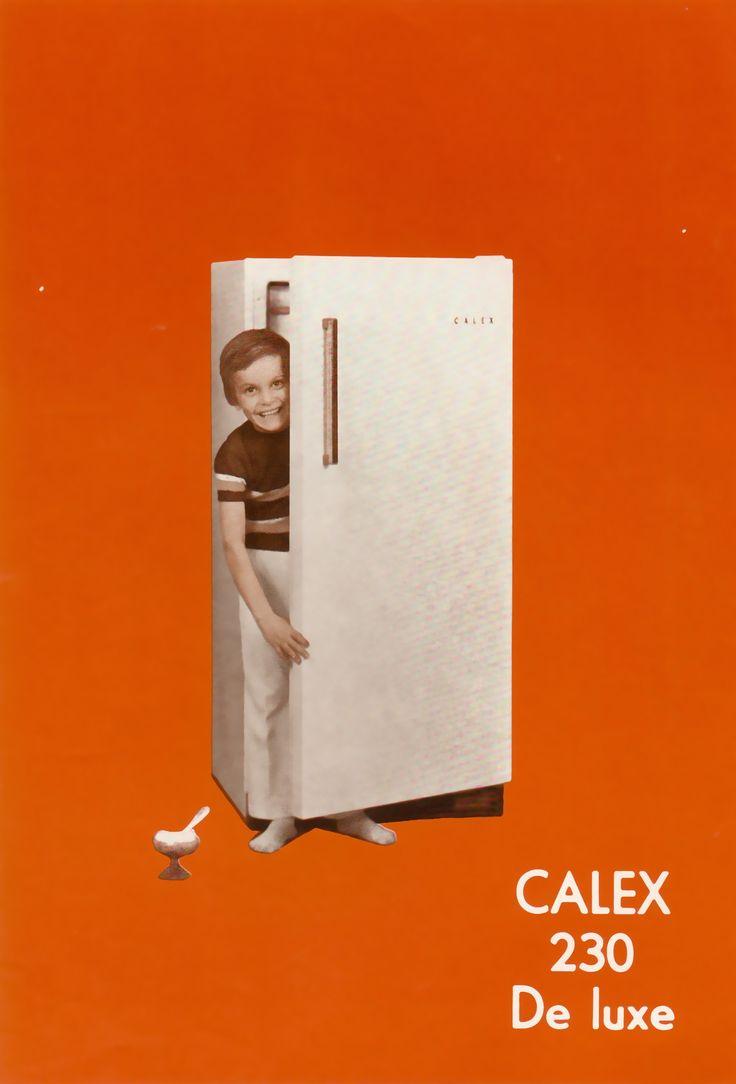 Chladnička CALEX 230 De luxe  | Made in ČSSR